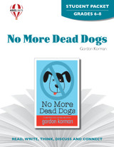 No More Dead Dogs Novel Unit Student Packet