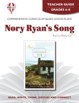 Nory Ryan's Song Novel Unit Teacher Guide