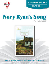 Nory Ryan's Song Novel Unit Student Packet