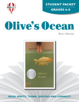 Olive's Ocean Novel Unit Student Packet