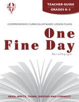 One Fine Day Novel Unit Teacher Guide