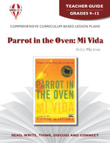 Parrot in the Oven: Mi Vida Novel Unit Teacher Guide