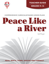 Peace Like a River Novel Unit Teacher Guide