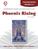 Phoenix Rising Novel Unit Teacher Guide