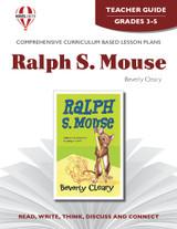 Ralph S. Mouse Novel Unit Teacher Guide