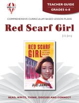 Red Scarf Girl Novel Unit Teacher Guide