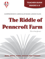 The Riddle Of Penncroft Farm Novel Unit Teacher Guide