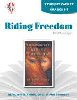 Riding Freedom Novel Unit Student Pa