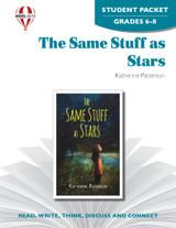 The Same Stuff As Stars Novel Unit Student Packet
