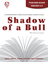 Shadow Of A Bull Novel Unit Teacher Guide