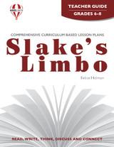 Slake's Limbo Novel Unit Teacher Guide