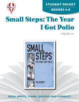 Small Steps: The Year I Got Polio  Novel Unit Student Packet