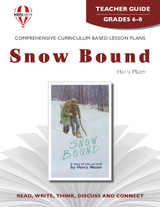 Snow Bound Novel Unit Teacher Guide