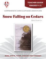 Snow Falling On Cedars Novel Unit Teacher Guide
