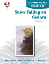Snow Falling on Cedars Novel Unit Student Packet