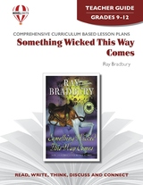 Something Wicked This Way Comes Novel Unit Teacher Guide