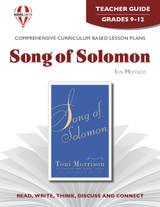 Song Of Solomon Novel Unit Teacher Guide