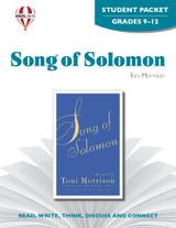 Song Of Solomon Novel Unit Student Packet