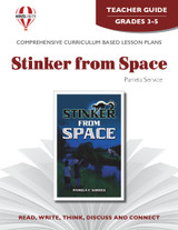 Stinker from Space Novel Unit Teacher Guide