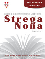 Strega Nona Novel Unit Teacher Guide
