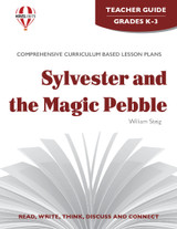 Sylvester And The Magic Pebble Novel Unit Teacher Guide