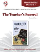 The Teacher's Funeral Novel Unit Teacher Guide