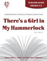 There's a Girl in My Hammerlock Novel Unit Teacher Guide