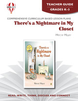 There's a Nightmare in My Closet Novel Unit Teacher Guide
