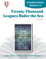 20,000 Leagues Under The Sea Novel Unit Student Packet