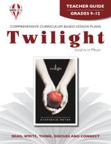 Twilight Novel Unit Teacher Guide