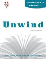 Unwind Novel Unit Student Packet