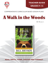 A Walk In The Woods Novel Unit Teacher Guide