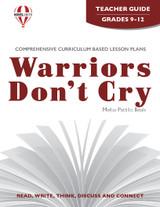 Warriors Don't Cry Novel Unit Teacher Guide