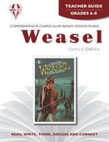 Weasel Novel Unit Teacher Guide