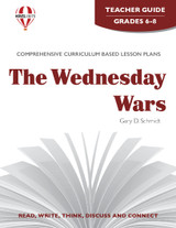 The Wednesday Wars Novel Unit Teacher Guide