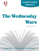 The Wednesday Wars Novel Unit Student Packet