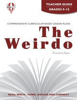 The Weirdo Novel Unit Teacher Guide