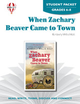 When Zachary Beaver Came to Town Novel Unit Student Packet