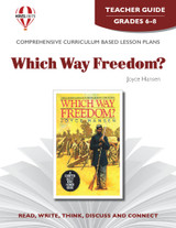 Which Way Freedom? Novel Unit Teacher Guide