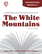 The White Mountains Novel Unit Teacher Guide