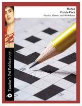 Medea Puzzle Pack Worksheets, Activities, Games