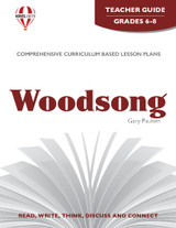 Woodsong Novel Unit Teacher Guide