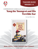 Yang The Youngest And His Terrible Ear Novel Unit Teacher Guide