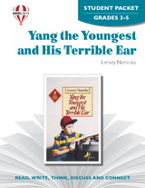 Yang The Youngest And His Terrible Ear Novel Unit Student Packet