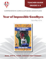 Year Of Impossible Goodbyes Novel Unit Teacher Guide PDF Download