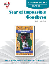 Year Of Impossible Goodbyes Novel Unit Student Packet