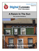 A Raisin In The Sun Digital Student Lessons