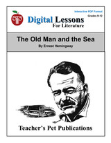 The Old Man And The Sea Digital Student Lessons