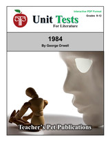 1984 Interactive PDF Unit Test