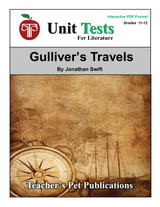 Gulliver's Travels Interactive PDF Unit Test